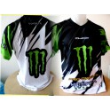 MONSTER ENERGY  t shirt korte mouw MOTOCROSS  NIEUW