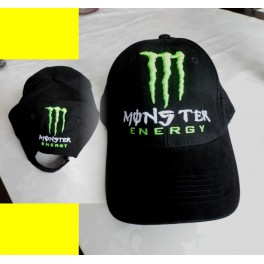 Monster energy normal cap black - De Voetbalkraam d70d2a9142b