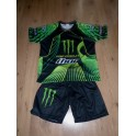 monster energy kleding setje  zw THORN