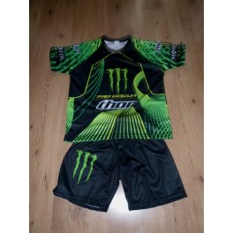 monster energy kledingset  zw THOR
