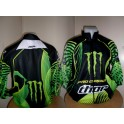MONSTER ENERGY  TRAININGS JACK / VEST  moto cross THOR nieuw!!