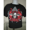 Avenged Sevenfold shirt rood